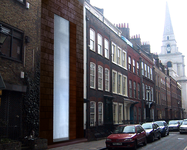 Verjee House London
