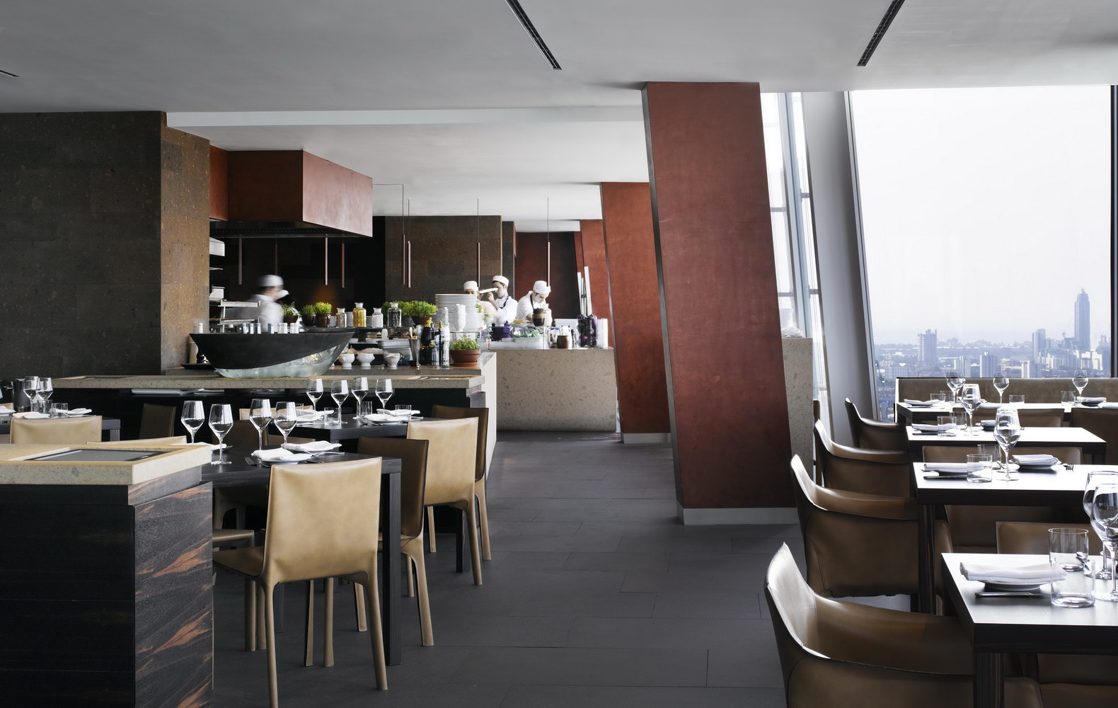 Oblix Restaurant