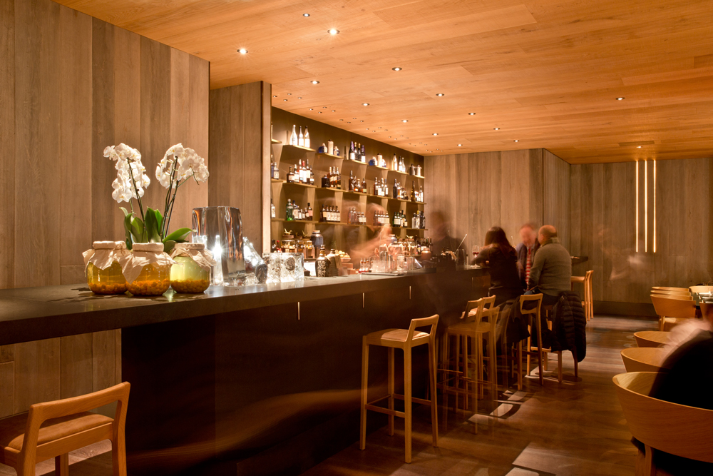 Roka Restaurant Aldwych London