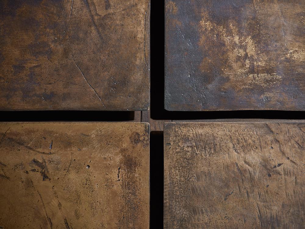 terra cast bronze