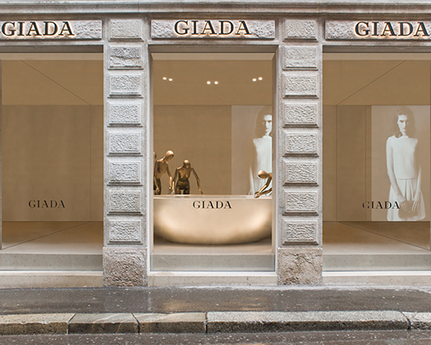GIADA Temporary Boutique