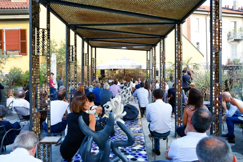 Lecture Galleria Carla Sozzani